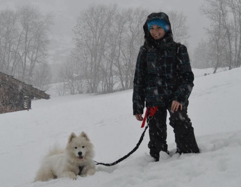 Rando à la neige