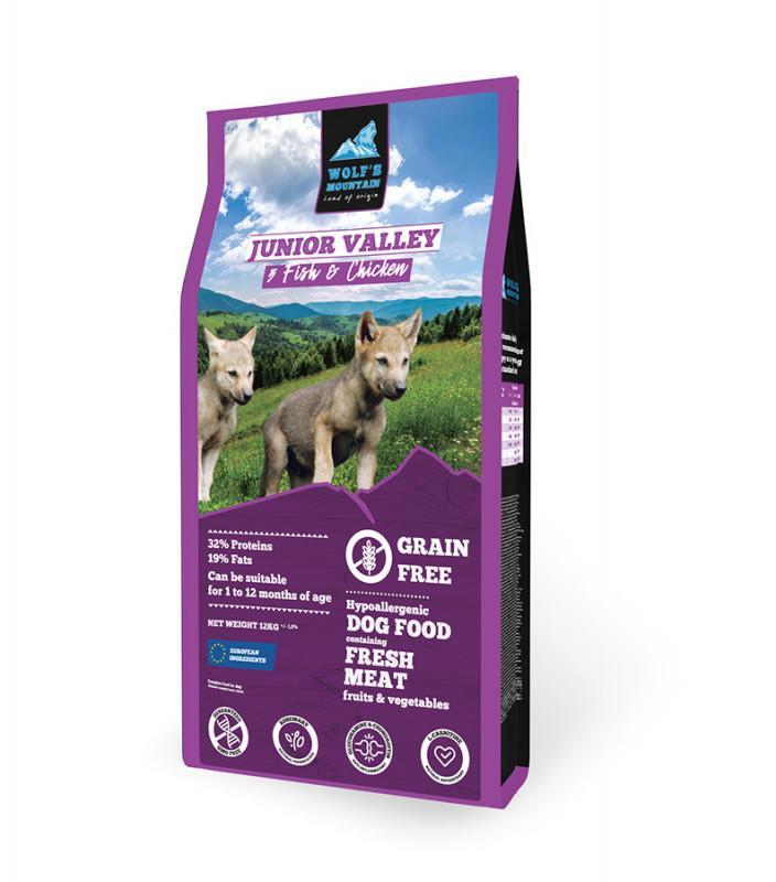 Junior valley 12kg