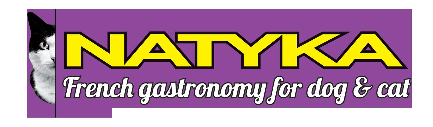 Natyka cat logo
