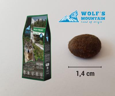 Wolf's Moutain Wild Forest