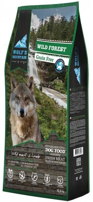 Wolf s mountain wild forest 125 kg
