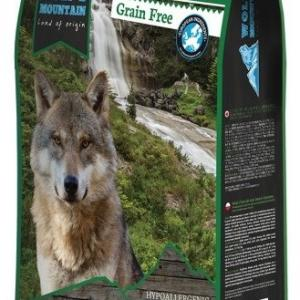 Wolf s mountain wild forest 125 kg